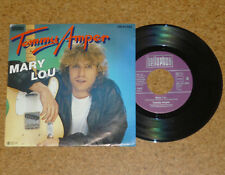 Single Tommy Amper Mary Lou Deutscher Schlager Bellaphon