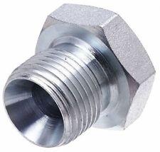 "(QTY 10) Gates 12MBSPP-PLUG Male British Standard Pipe Parallel Plug Thread 3/4"""
