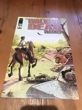 The Walking Dead Issue #2 Weekly Variant Image Comics NM Condition
