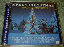 Merry Christmas From Motown - CD 1995 - Used Very Good - in clean good order