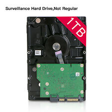 "1TB 3.5"" Desktop Hard Disk Drive Internal HDD Sata 2 PC MAC NAS DVR CCTV PVR"