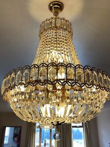 Chandelier Lights x 2 Collection Only