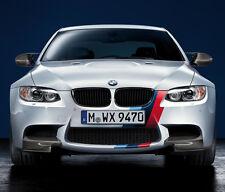 BMW OEM Performance E92/E93 M3 3-Series Tri-Color M Stripe Decal Set NO PDC