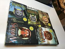 Warrior Cats HUGE Book Lot Of 5 Omen Of The Stars Series Hardcover&Paperback