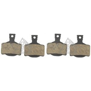 2 Pairs Magura MT2 MT4 MT6 MT8 Disc Brake Pads, Compounds also Made with Kevlar