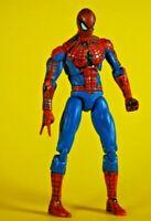 """Marvel Universe 3.75"""" action figure loose- Spider-Man (Secret Wars Comic Pack)"""