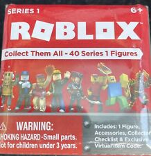 Roblox Series 1 Grey Box (2017 Jazwares)