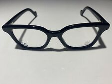 Brand New Moncler Eyeglasses Ml 5001 001 Size 49-18-140 Made In Italy