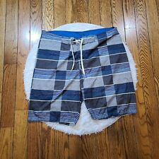 Old Navy Men's Plaid Board Shorts Size 2XL