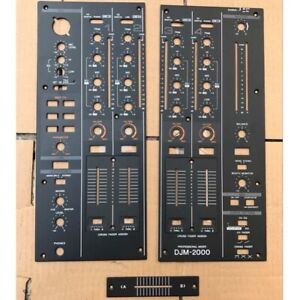 New Original FOR pioneer DJM-2000 disc player panel djm2000 generation mixer pan