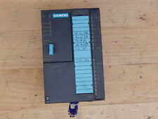 Siemens 6ES7312-5AC01-0AB0 CPU 312 IFM Zentralbaugruppe E Stand 02 Used
