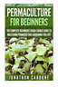 Cardone Jonathon-Permaculture For Beginners (US IMPORT) BOOK NEW