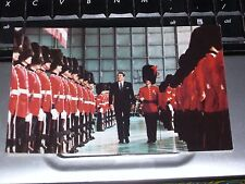 President Reagan Uplands Air Force Base Honor Guard Canada Scheyer march soldier