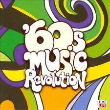 Time Life 60's Music Revolution 2 CD set - Brand NEW - 30 Hit Tracks