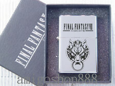 Final Fantasy VII 7 FF7 Cloudy Wolf New Metal Case