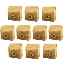 10x H63, H58, H64, U59 Sacchetti per aspirapolvere per Hoover spazio libero hv5206xp1 tcpw20