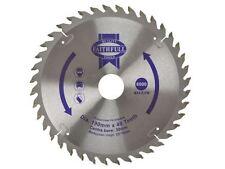 Faithfull - Circular Saw Blade 190 x 16/20/30mm x 40T Fine Cross Cut