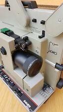Filmprojektor Tonfilmprojektor Bauer P8 TS universal 16mm Magnet- u. Lichtton