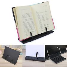 Adjustable Brilliant Recipe Book Reading Rest Metal Stand Holder UK ART shelf