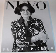 Nuvo Magazine Vol 16 No 1 Spring 2013 Paloma Picasso Ian Wallace