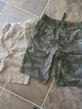 Nwot Boys Faded Glory Shorts Size 10/12