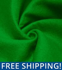 "Kelly Green Craft Felt Fabric - 72"" Wide - Style# 65905 - Free Shipping!"