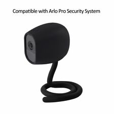 Flexible Twist Stick Mount+Silicone Skin Cover Case for Arlo Pro/Pro 2 Camera