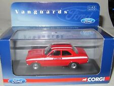 VANGUARDS - FORD ESCORT MKI MEXICO - SUNSET RED