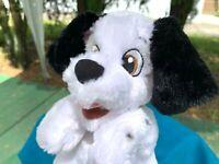 "Disney Babies Baby 101 Dalmatians Puppy Dog Lovey 11"" Plush Stuffed Animal Toy"
