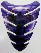 Grim Reaper Moon Purple 3D Gel Resin Tank Pad