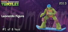 LEONARDO figure/toy #1 - TMNT Teenage Mutant Ninja  McD/Nickelodeon (2013) *NIOP
