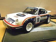 Porsche 911 carrera SC/RS Rally Tour de Corse 1985 #10 Beguin ro Otto rar 1:18