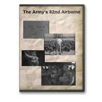 The Army's 82nd Airborne Big Picture Documentary DVD - A793