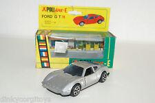 POLITOYS EXPORT E31 E 31 E-31 FORD GT 70 GT70 NEAR MINT BOXED RARE SELTEN RARO