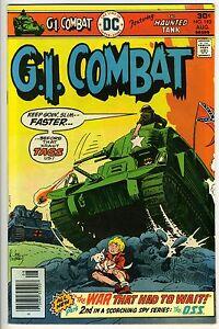 G.I. COMBAT #193 - Kubert