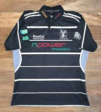 Neath Swansea Ospreys Kooga Rugby Jersey Mens 2XL