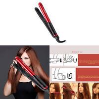 Nume Lcd Display 2-In-1 Ceramic Coating Hair Straightener Hair Curler Hair Healt