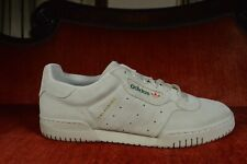 Adidas Yeezy Powerphase Clear Brown Yeezysupply Exclusive FV6126 Size 12