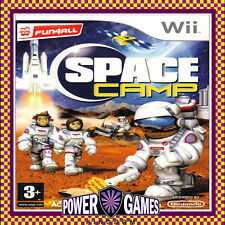 Space Camp (Nintendo Wii) Brand New