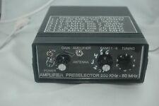 Aktiver Preselektor von 250 KHz bis 50 MHz