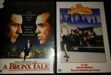 A BRONX TALE  & THE WANDERERS  2 rare dvds for the price of 1