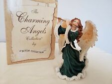 Celina Joy of the Holidays, Charming Angels Collection, Boyds Collection w/box