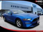 2021 Ford Mustang EcoBoost 2021 Ford Mustang, Velocity Blue Metallic with 58 Miles available now!