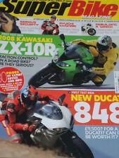 February Superbike Motorcycles Magazines
