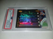 1996 Denny's Instant Replay Hologram Jeff Bagwell Card Graded PSA 9 Mint Pop 7