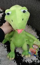 Dinosaur Train TINY Plush Stuffed Animal Green Jim Henson PBS Pterodactyl Bird