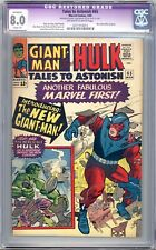 Tales To Astonish #65 - CGC Graded 8.0 (VF) 1965 - Silver Age