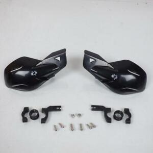 Protège main One Mask noir guidon diamètre 22 ou 25mm moto enduro cross Neuf
