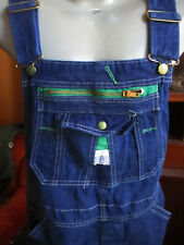38x30 LIBERY USA Vtg 90s work trousers bibs overalls dungarees chore pants jeans
