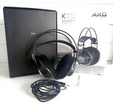 AKG K702 REFERENCE STUDIO MONITORING OPEN BACK OVER EAR DYNAMIC HEADPHONES